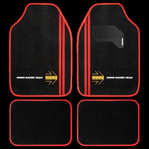 SPORT Black/Red (Set of 4)
