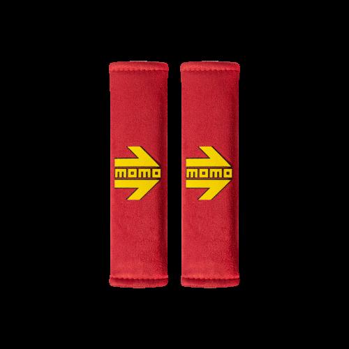 ARROW SEATBELT PADS (Red)