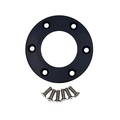 MOMO COMPETITION CENTRE RING Black