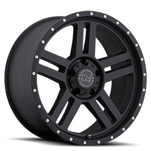 4X BLACK RHINO MOJAVE BLACK 20X9 4X4 WHEELS FITS HILUX PRADO RANGER COLORADO