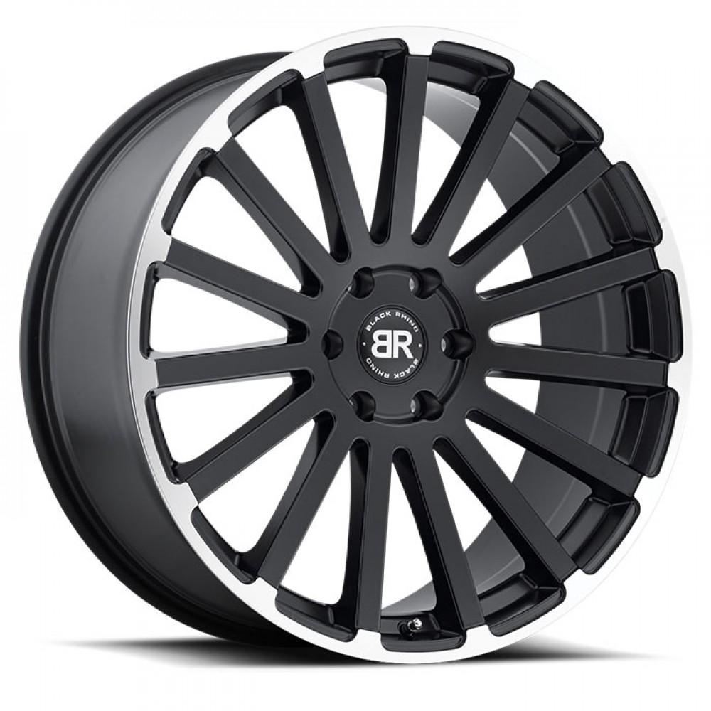 4X BLACK RHINO SPEAR MATTE BLACK 20X9 4X4 WHEELS FITS JEEP WRANGLER AND CHEROKEE at FUEL AUTOTEK