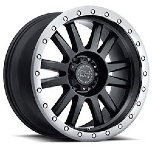 4X BLACK RHINO TANAY BLACK 17X9 4X4 WHEELS FITS HILUX PRADO RANGER COLORADO BT50