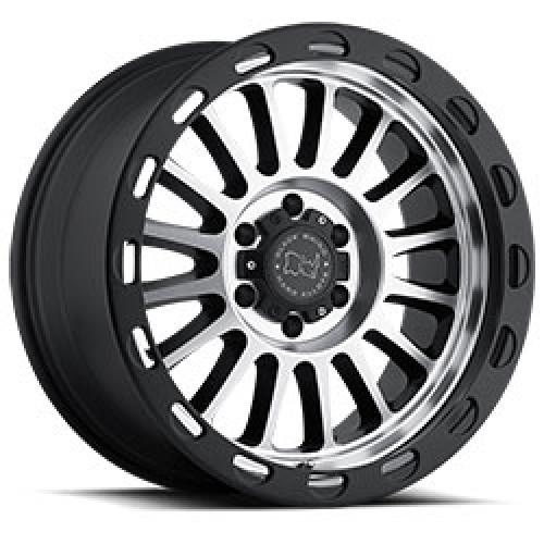 4X BLACK RHINO TAUPO BLACK 20X9 4X4 WHEELS FIT HILUX PRADO RANGER COLORADO BT50