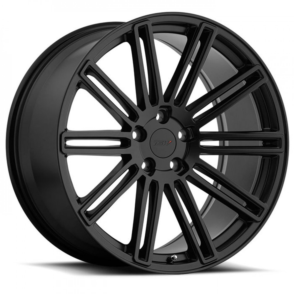 4X TSW CROWTHORNE BLACK 20X8.5 WHEELS FITS SELECTED BMW MODELS COMMODORE VE VF at FUEL AUTOTEK