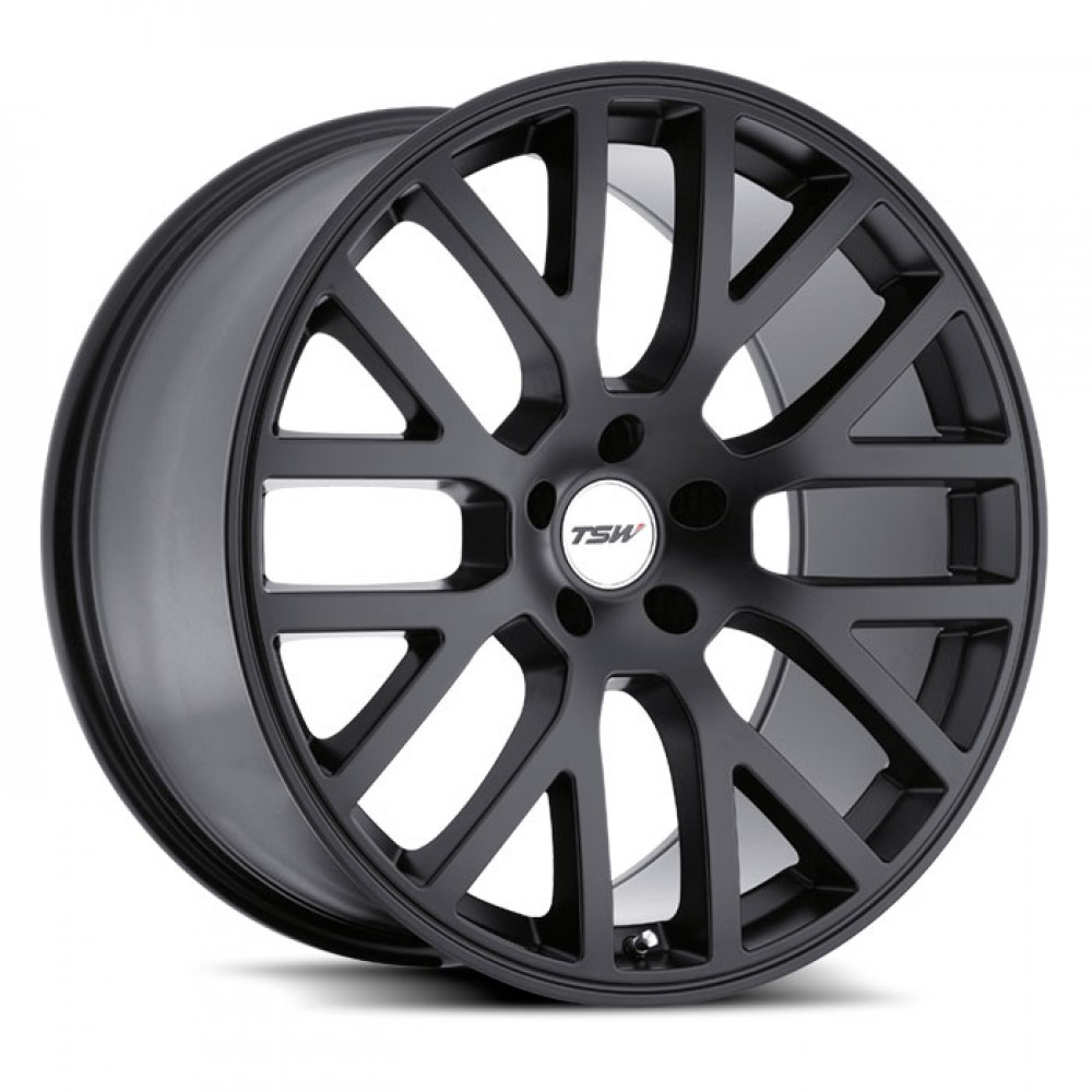 4X TSW DONINGTON BLACK 17X7 WHEELS FITS SELECTED SWIFT, CIVIC, HYUNDAI, MX-5 at FUEL AUTOTEK