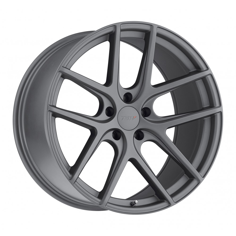 4X TSW GENEVA GUNMETAL 18X8 WHEELS FIT FORD FALCON TOYOTA LEXUS MAZDA JAP MODELS at FUEL AUTOTEK