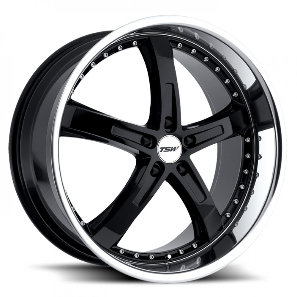 4X TSW JARAMA GLOSS BLACK 17X8 WHEELS FITS COMMDORE VE VF SELECTED BMW 3 SERIES at FUEL AUTOTEK