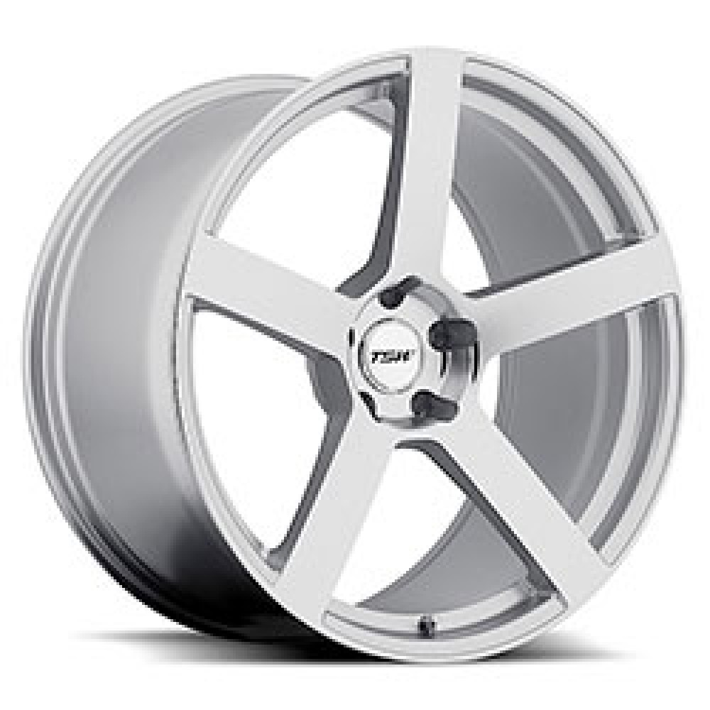 4X TSW PANORAMA SILVER 20X9 WHEELS FITS SELECTED MERCEDES AND AUDI MODELS at FUEL AUTOTEK