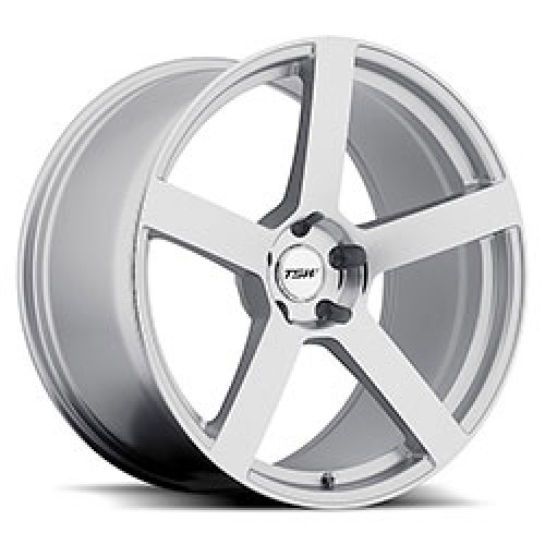 4X TSW PANORAMA SILVER 20X9 WHEELS FITS SELECTED MERCEDES AND AUDI MODELS