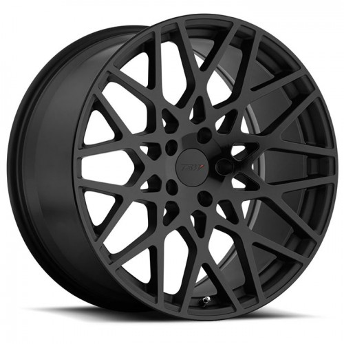 4X TSW VALE BLACK 20X8.5 WHEELS FITS SELECTED VOLVO MODEL FORD FOCUS MONDEO