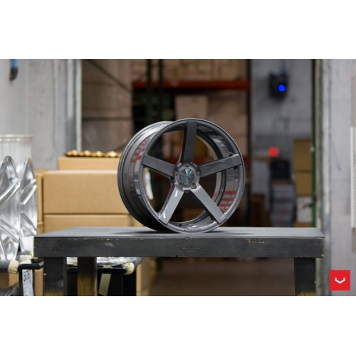 4X VOSSEN CV3-R GRAPHITE 22X9 WHEELS FITS FORD TERRITORY FALCON SELECTED SUV