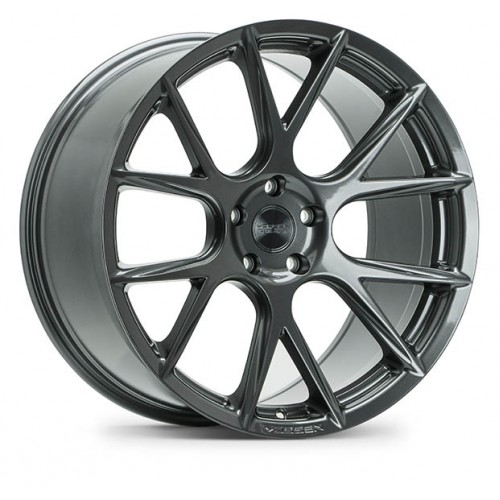 4X VOSSEN VFS-6 GRAPHITE 20X9 WHEELS FITS FORD FALCON FG FGX AND MOST JAP MAKES