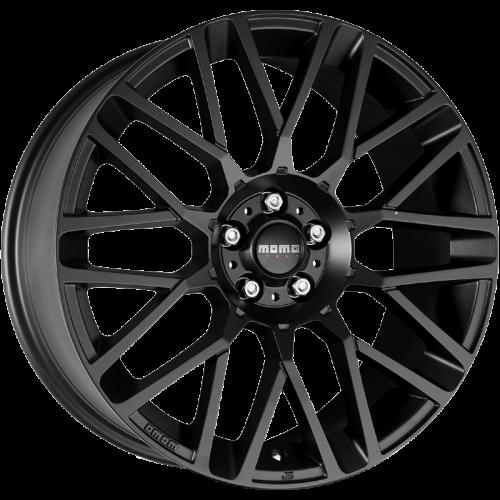 4x MOMO REVENGE BLACK  19X8.5 19X9.5 WHEELS FITS BMW 3 SERIES, COMMODORE VE VF