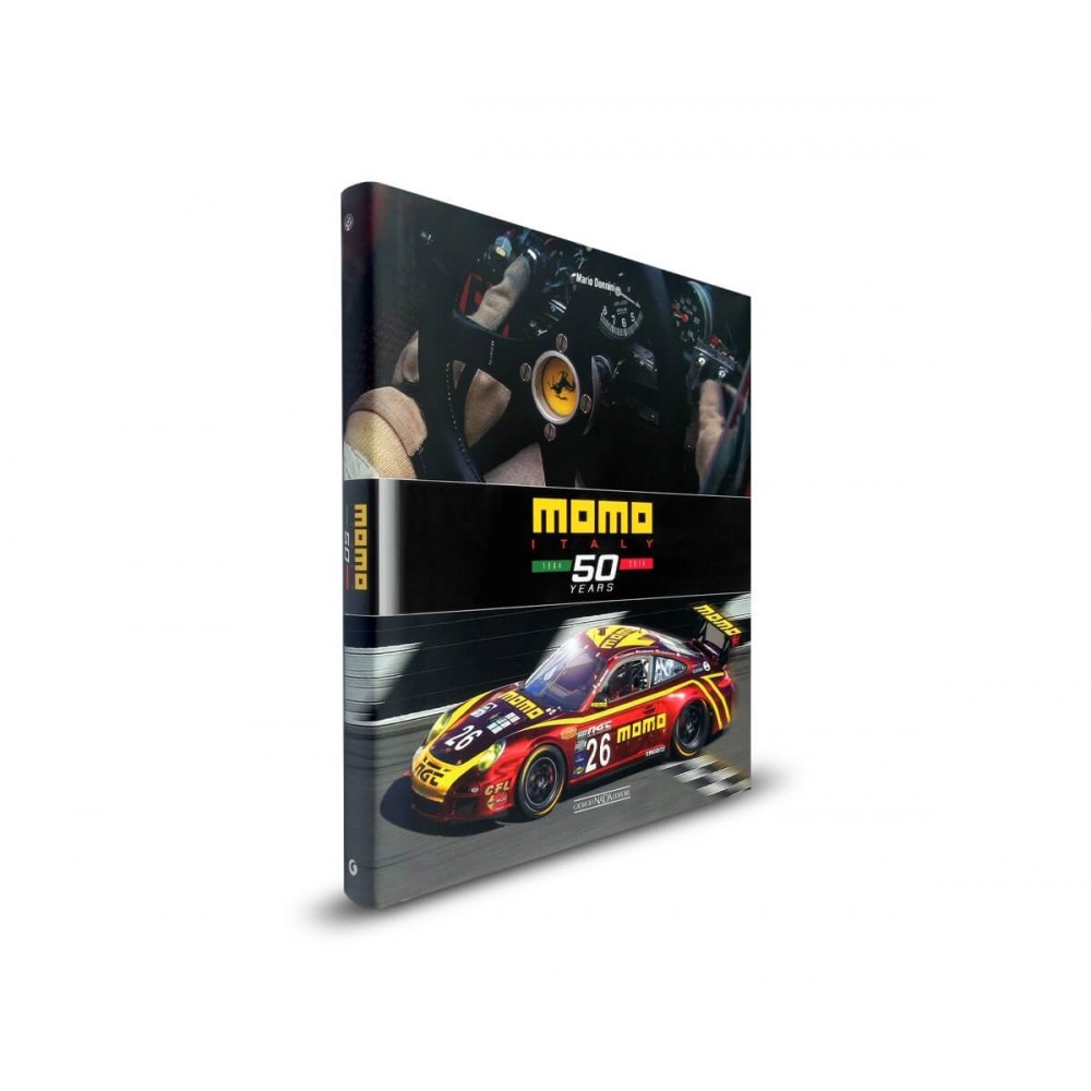 50 YEARS OF MOMO COLLECTORS BOOK (1964-2014) at FUEL AUTOTEK