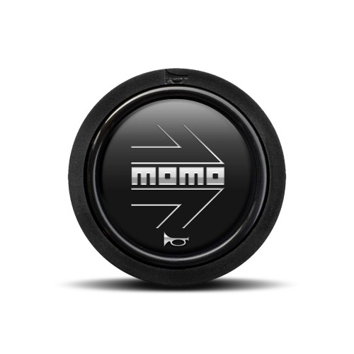 MOMO ARROW Matte Black (Flat Lip)