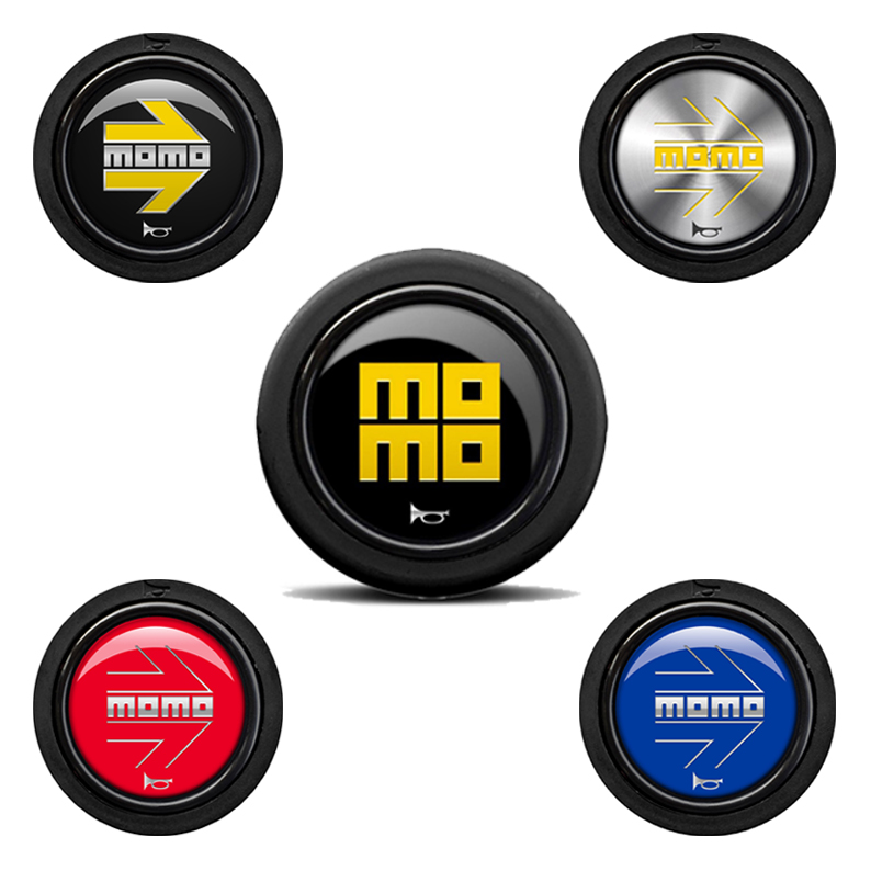 MOMO Horn Buttons & Accessories